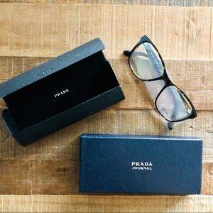 Prada Eyeglasses  PR 04TV Havana